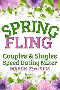 Spring Fling @ The Velvet Rope