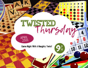 Twisted Thursdays @ The Velvet Rope
