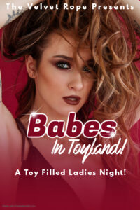 Non-Member Swinger Sunday Presents: Babes In Toyland With DJ OSO Fresh!