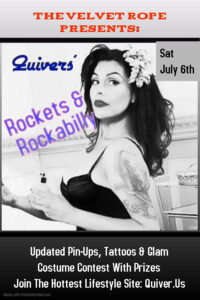 Quiver Presents: Rockets & Rockabilly