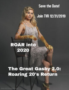 The Great Gatsby 2.0: Roaring 20's Return