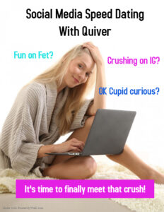 Social Media Speed Dating With Quiver @ The Velvet Rope