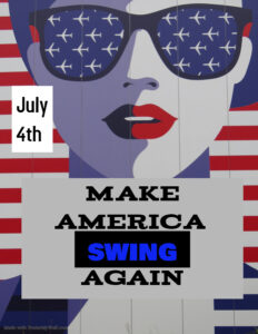 Thick AZZ Thursday Presents: Make America SWING Again!