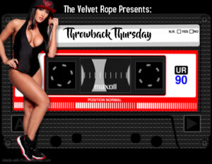 Throwback Thursday @ The Velvet Rope
