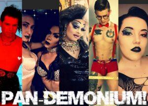 Pan-Demonium Hosted By Nikki Lev
