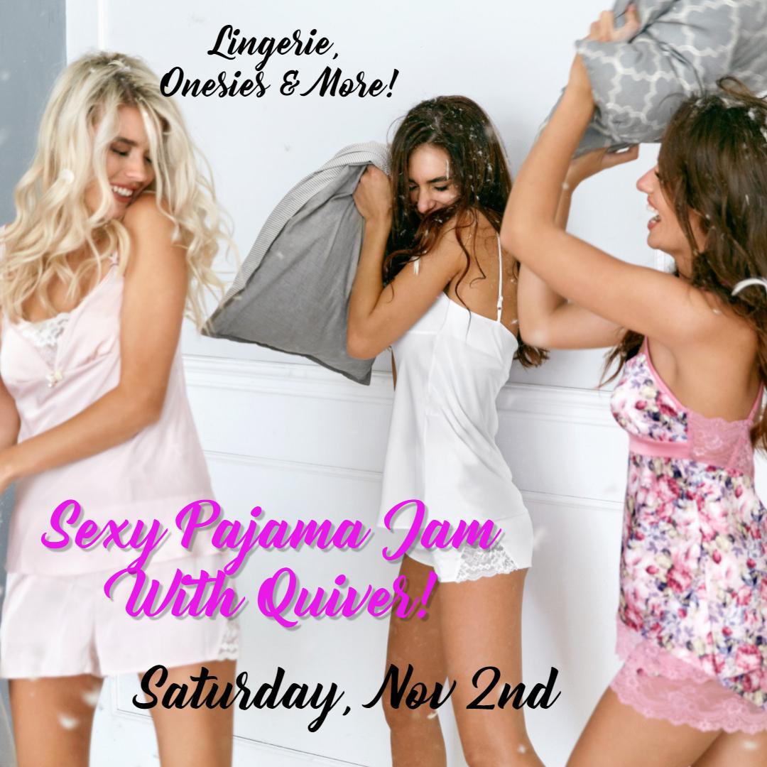 Velvet Rope Portland Halloween 2020 Sexy Pajama Jam With Quiver – The Velvet Rope PDX