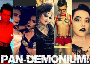 Pan-Demonium Hosted By Nikki Lev