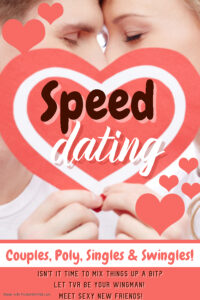 Winter Speed Dating For Couples, Singles & Swingles