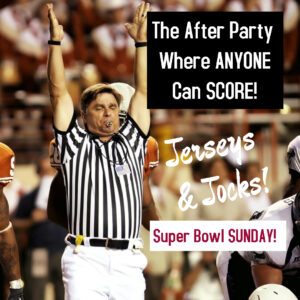 Jerseys & Jocks: Non-Member Super Bowl After Party!