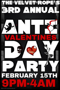 Anti-Valentines Day Blowout