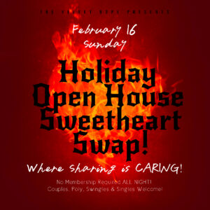 Holiday Open House Sweetheart Swap