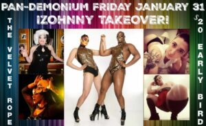 Izohnny Takeover: Pan-Demonium