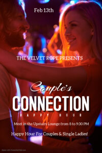 Couple's Connection: Happy Hour For Couples & Single Ladies
