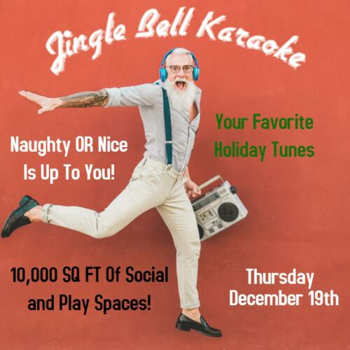 Holiday Karaoke December 19th