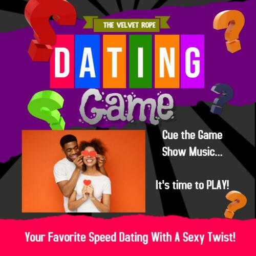 Dating Game 12/13
